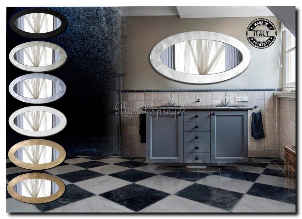 Grote Ovale Spiegel Oriana Barokspiegel