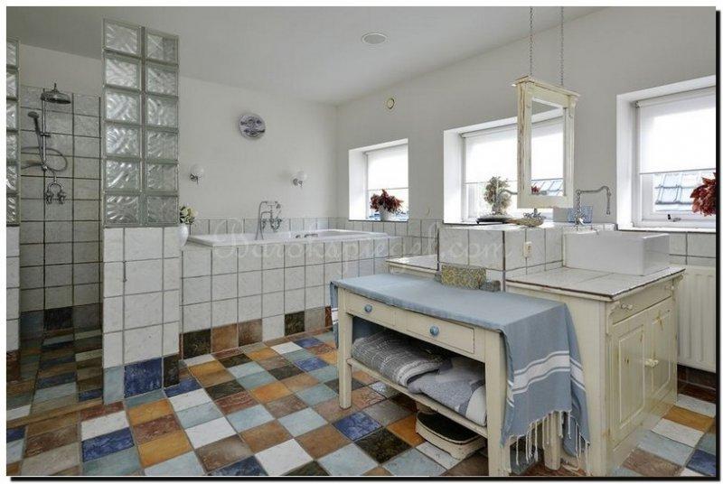 Creatieve Badkamer Ideeen : Creatief met spiegels in de badkamer met 5 leuke tips. barokspiegel