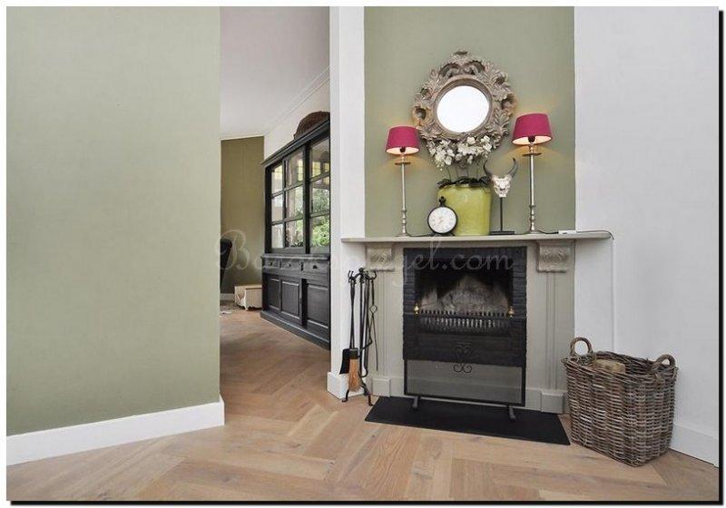 Ronde Spiegel Badkamer : Ideeën voor een ronde of ovale spiegel boven uw open haard