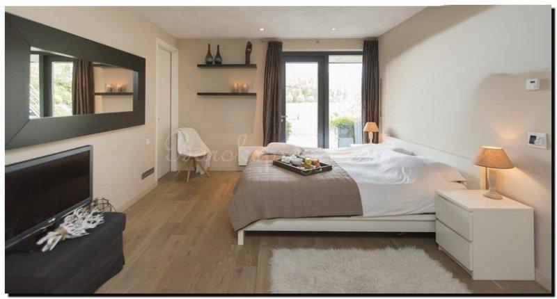 Een spiegel voor uw slaapkamer - barokspiegel