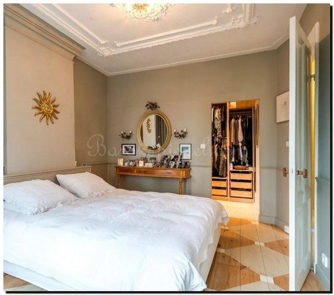 Een Spiegel voor de kaptafel In slaapkamer of hal - barokspiegel