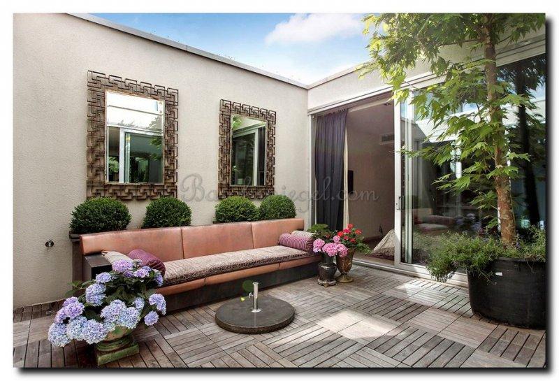 Spiegel Voor Buiten : Spiegels ter decoratie in de tuin waar moet u op letten