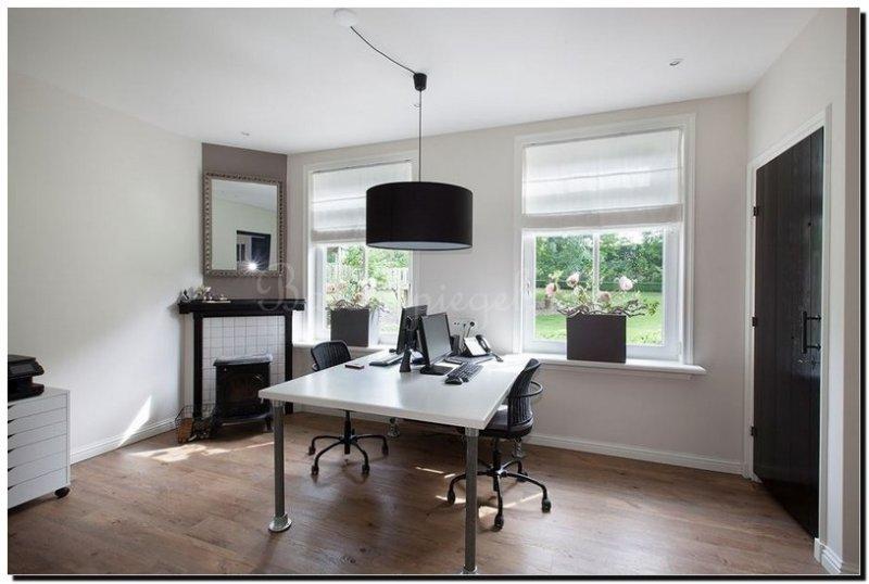 Tips voor het sfeervol inrichten van uw kantoor of werkruimte met een barok spiegel - Moderne kantoorbureaus ...