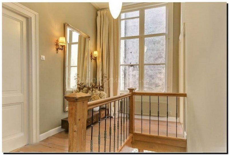 Spiegel in uw hal gang of entree barokspiegel for Grote zilveren spiegel