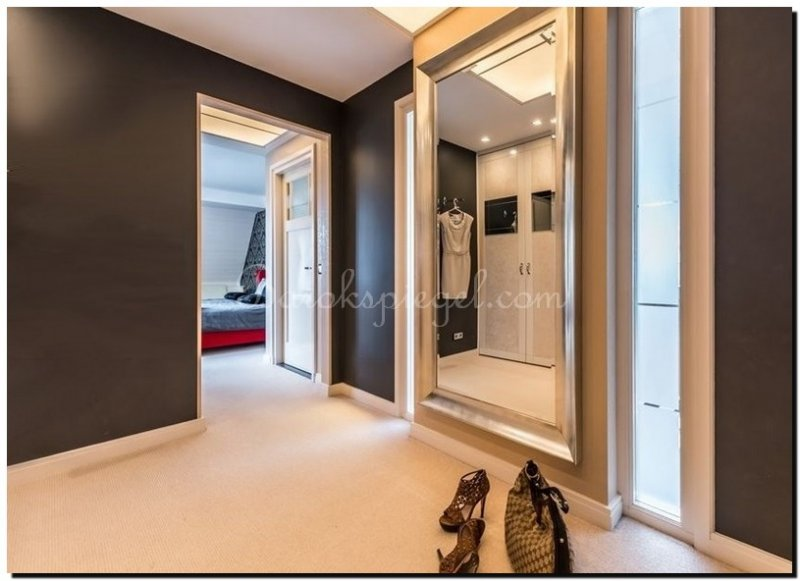 Passpiegel en garderobespiegel idee n met interieurtips - Grote woonkamer design spiegel ...