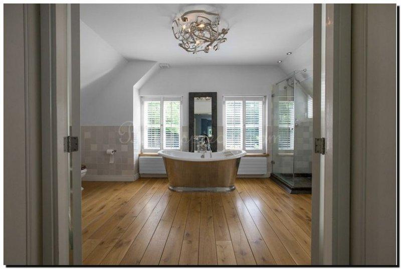 Spiegel Zwarte Lijst : Binnenkijken bij prachtige badkamers met de mooiste spiegels