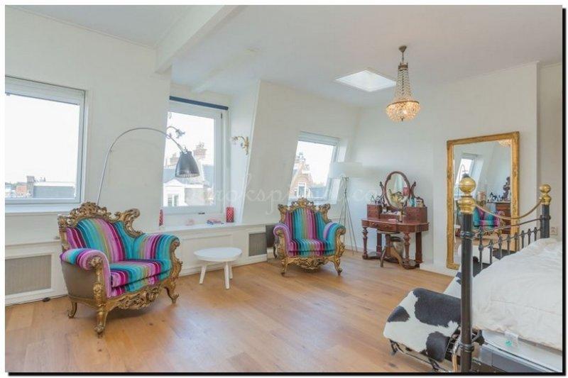 Witte Slaapkamer Inrichten : Een spiegel voor de kaptafel in slaapkamer of hal barokspiegel