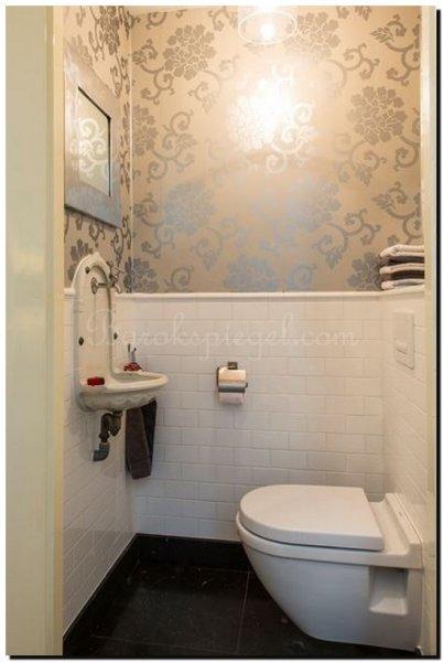 5 belangrijke tips voor een toilet ruimte in een restaurant of hotel - Behang voor restaurant ...