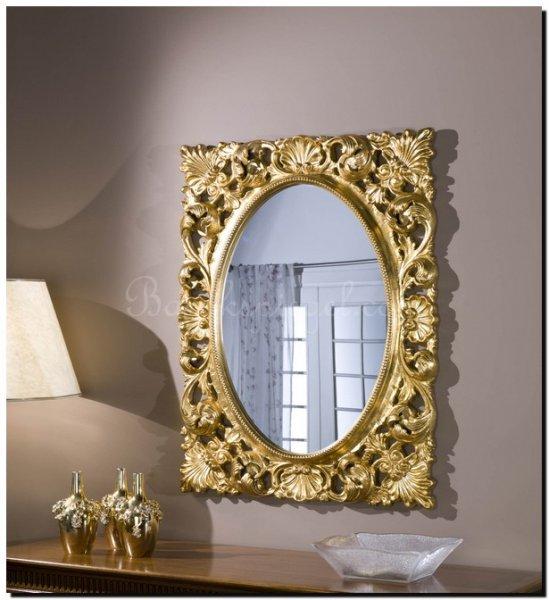 Spiegel celia barokspiegel for Spiegel boven dressoir