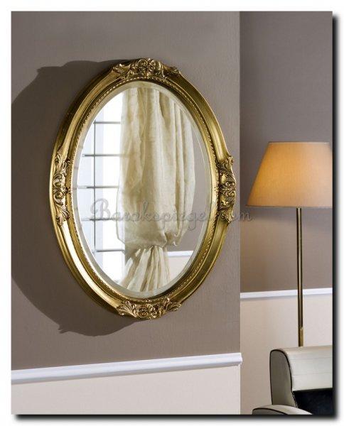 Gouden Spiegel Ovaal.De 8 Best Verkochte Spiegels In 2016 Barokspiegel