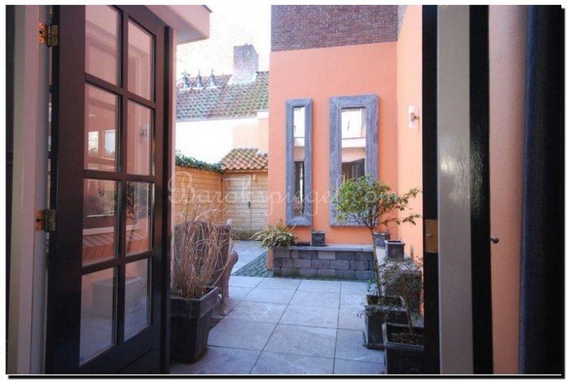 Spiegels ter decoratie in de tuin waar moet u op letten - Decoratie terrace ...