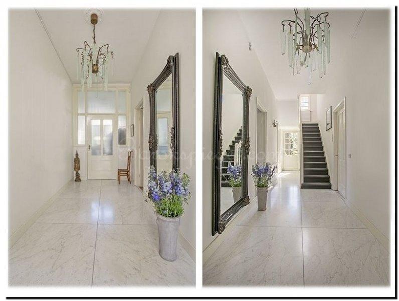 Spiegel in uw hal gang of entree for Barok spiegel groot
