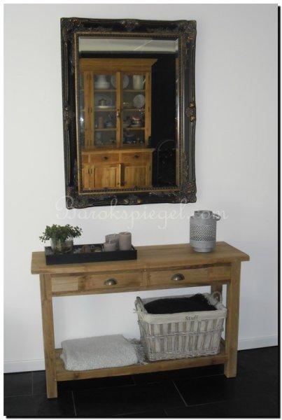 Spiegels in woonkamer barokspiegel for Goedkope barok spiegel