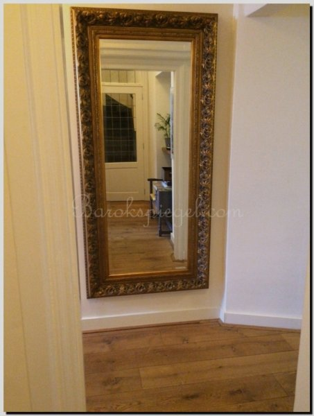 Spiegels in hal entree - Ruimte stijl louis philippe ...