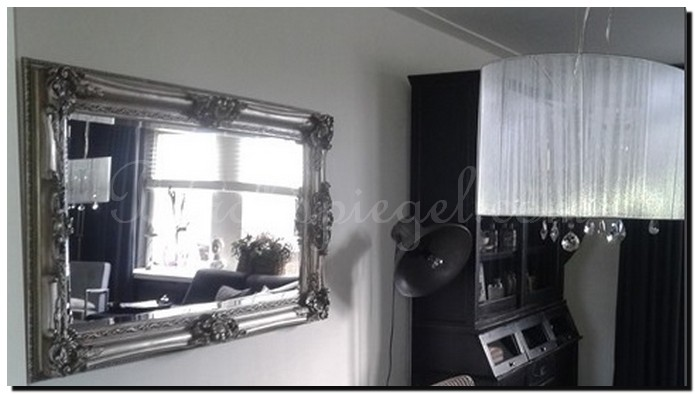 Grote Spiegel Hal : Stoere grote spiegel