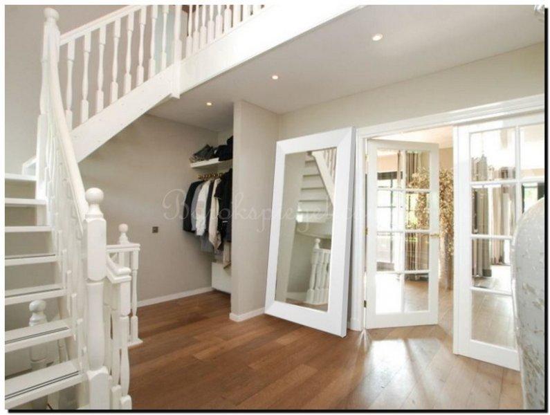 10 grote spiegel decoratie idee n - Moderne entree decoratie ...