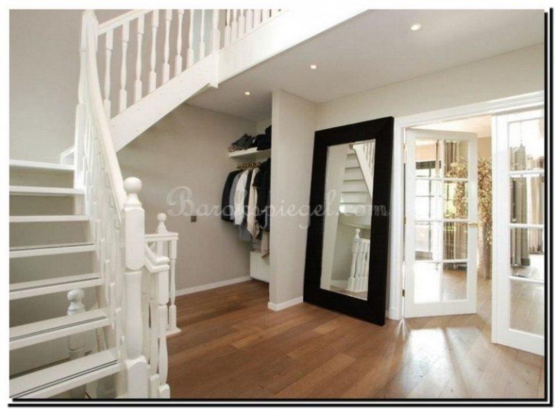 Moderne spiegels barokspiegel for Lijst inrichting huis