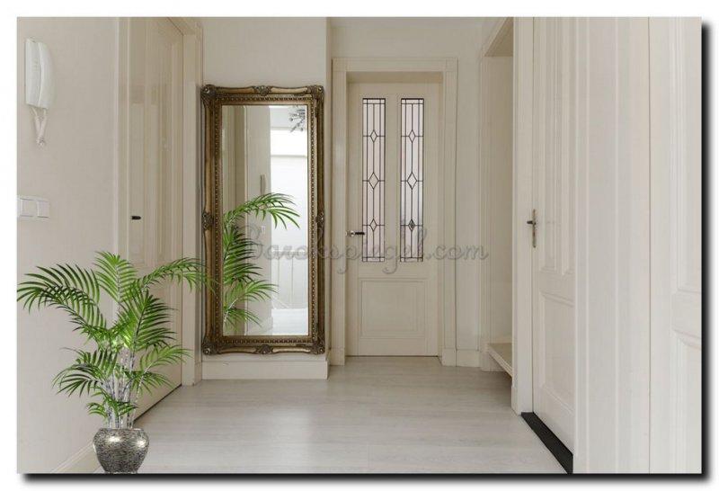 tips en inspiratie voor het inrichten met spiegels van een. Black Bedroom Furniture Sets. Home Design Ideas