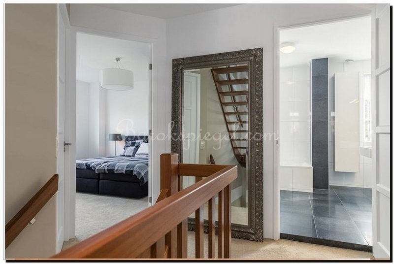 Grote Spiegel Hal : Spiegel in uw hal gang of entree barokspiegel