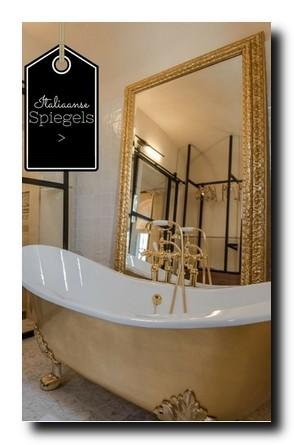 Fabulous italiaanse spiegels with barok lijst xenos for Xenos spiegel