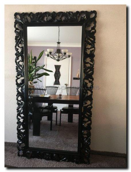 Spiegels in woonkamer barokspiegelcom for Spiegel 2 meter