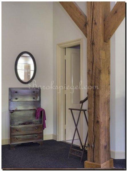 Spiegels voor de inrichting van een ruimte zonder raam for Spiegel boven dressoir