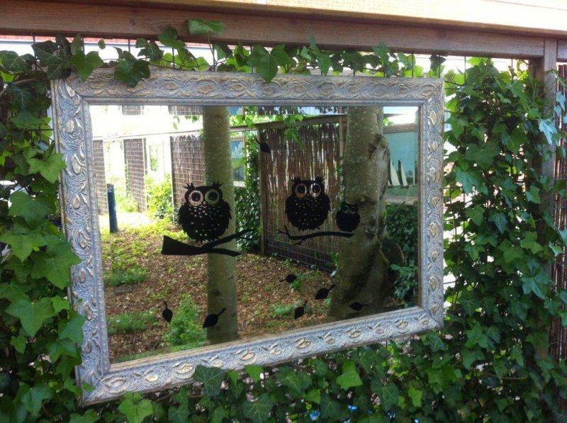 Spiegel Voor Buiten : Spiegel voor buiten waar kan ik een tuinspiegel mee behandelen