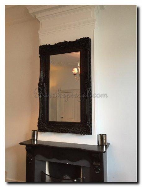 Mega grote barok spiegel amadeo barokspiegel for Barok spiegel groot