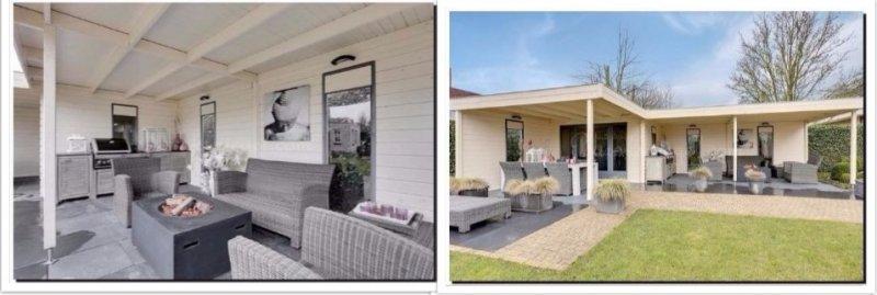 Spiegels ter decoratie in de tuin waar moet u op letten - Decoratie binnen veranda ...