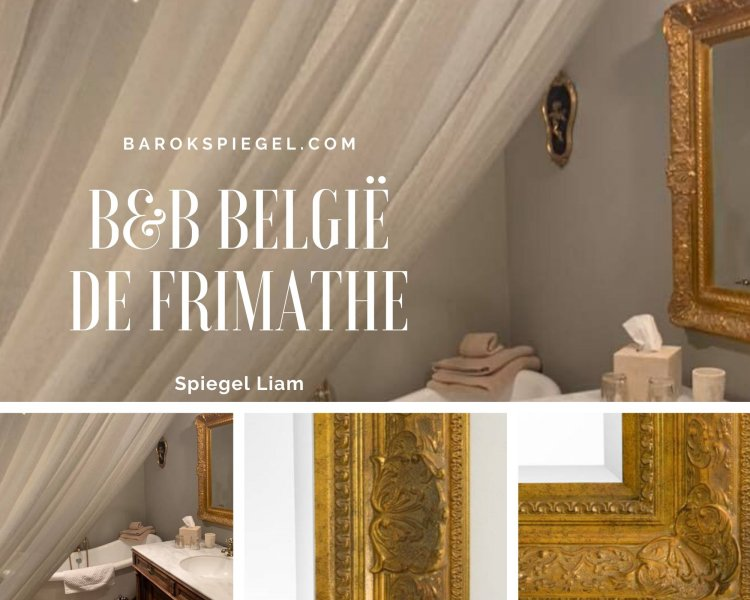 gouden-barok-spiegel-in-bed-en-breakfast-bb-benb
