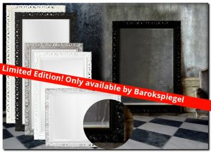 Barok Spiegel Xenos.Grootste Assortiment Spiegels Online Winkel Webshop Barokspiegel