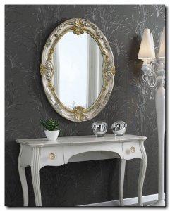Ronde spiegel groot